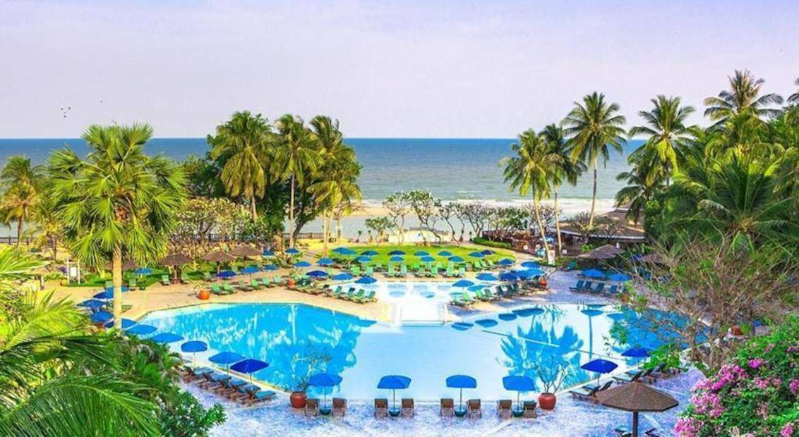 фотографии отеля The Regent Cha Am Beach Resort (Ex. Holiday Inn Resort Regent) изображение