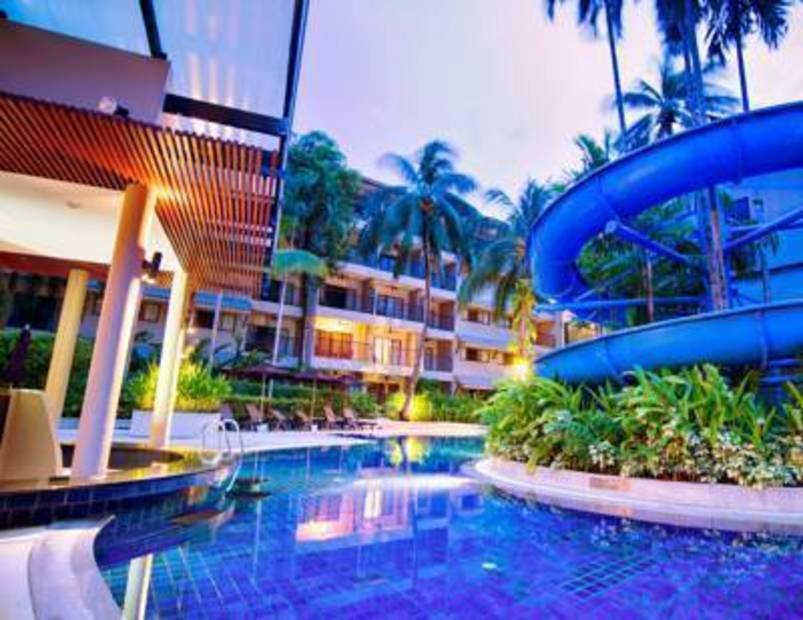 фото отеля Novotel Phuket Surin Beach Resort (Ex. Doubletree Resort By Hilton Surin Beach)